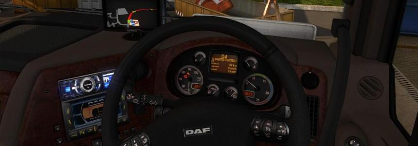 THE DAF XF by 50k v3