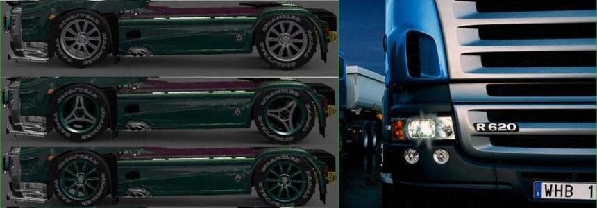 Tires & Rims Asanti