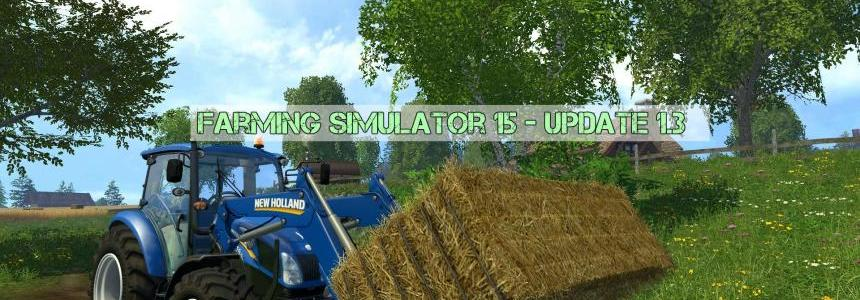 Farming Simulator 15 - Update 1.3