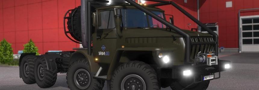 Ural-43020 v5