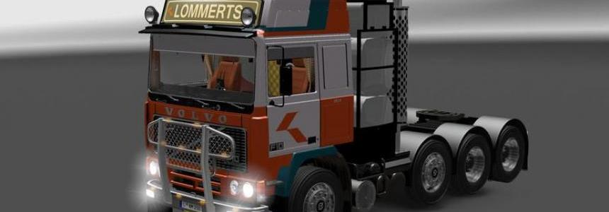 Volvo F10 8x4 PBA heavy goods vehicles v2.15.3e