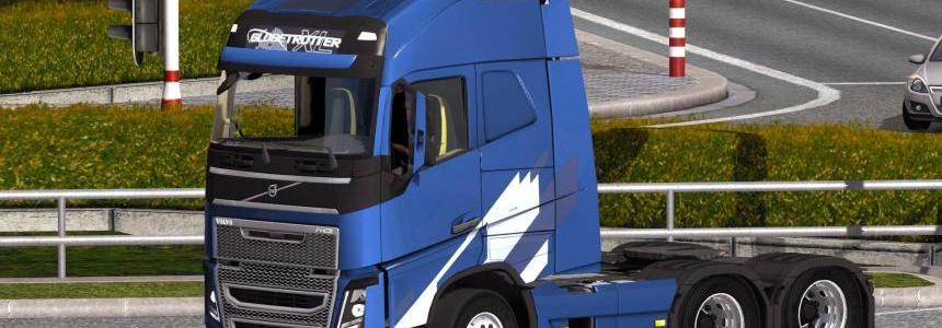 Volvo FH 2012 Ocean Race Limited Edition Skin