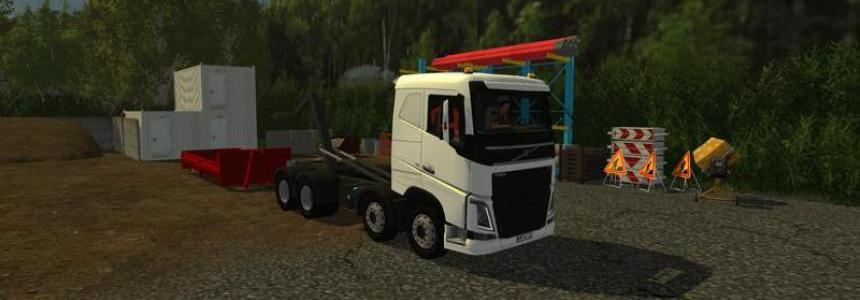 Volvo FH ampliroll v1.0