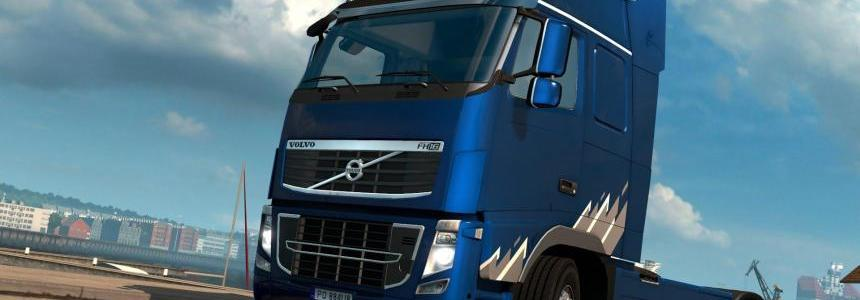 Volvo Ocean Race Limited Edition Skin