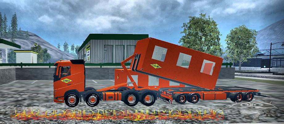 Tfsgroup hkl pack colas tfsgroup and the modding for Pack travaux