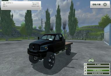 Dodge Cummins Stack Flatbed DHGC v2.0