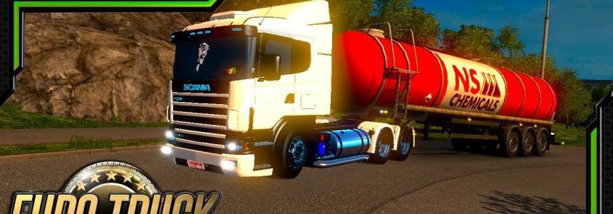 Scania R400 + Ronco  1.19