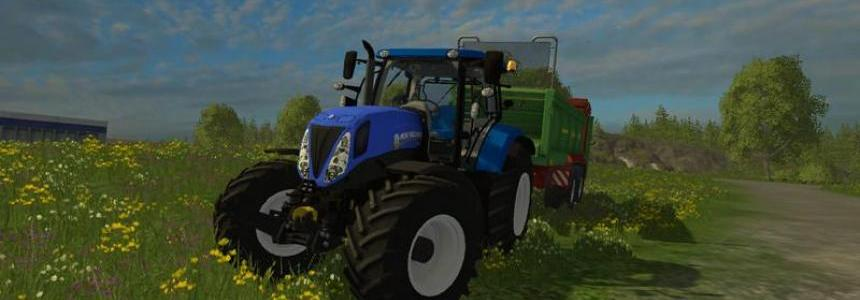 New holland beta