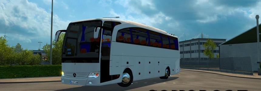 Mercedes-Benz Travego 15-17 SHD V3.5 1.18.X
