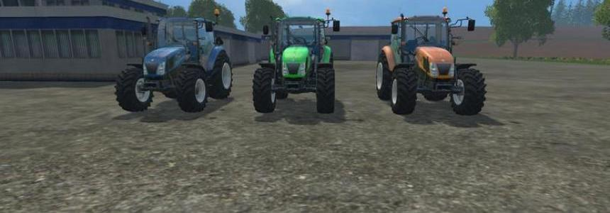 New Holland T4 115 v1.0
