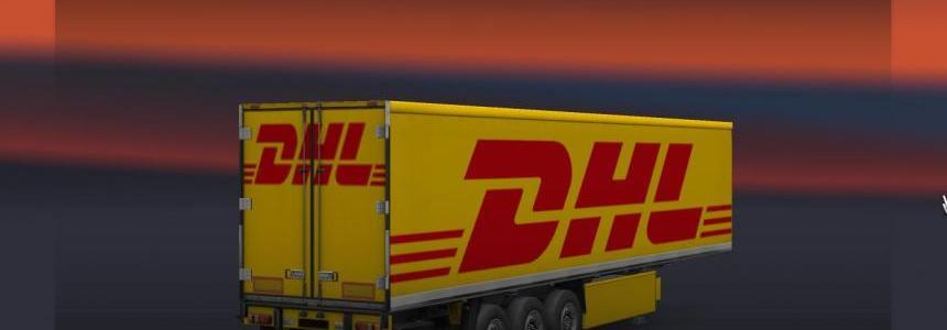 DHL trailer 1.18.xx