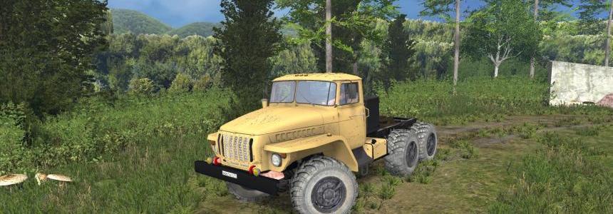 Ural 4320 6x6 v3.0