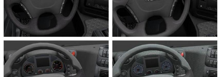 HD Gauges and Interior