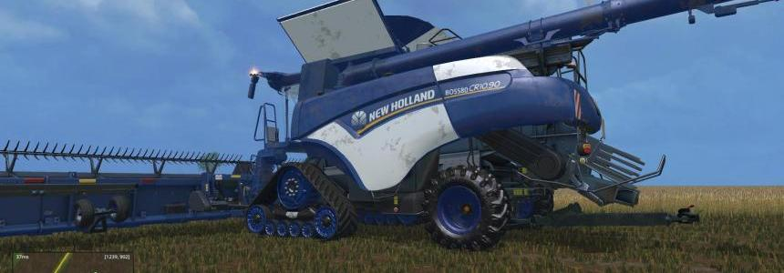 New Holland CR1090 Boss v1.0