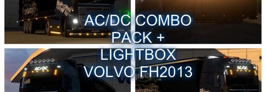 AC/DC Combo Pack + Lightbox