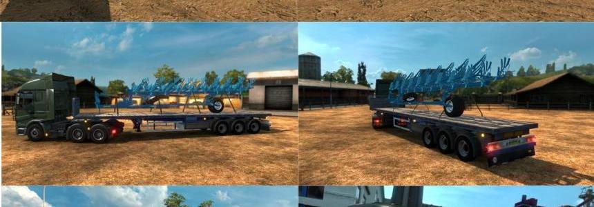 Agricultural Trailer Mod Pack v2.0