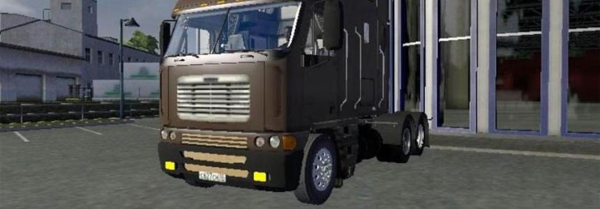 Agrossy 1500Hp Engine Mod