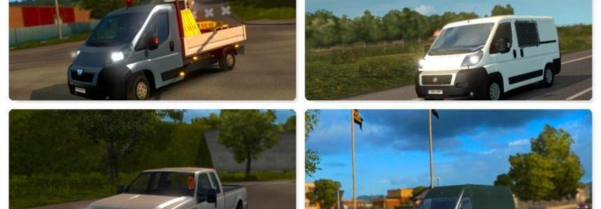Ai Traffic Pack Mod v1.18