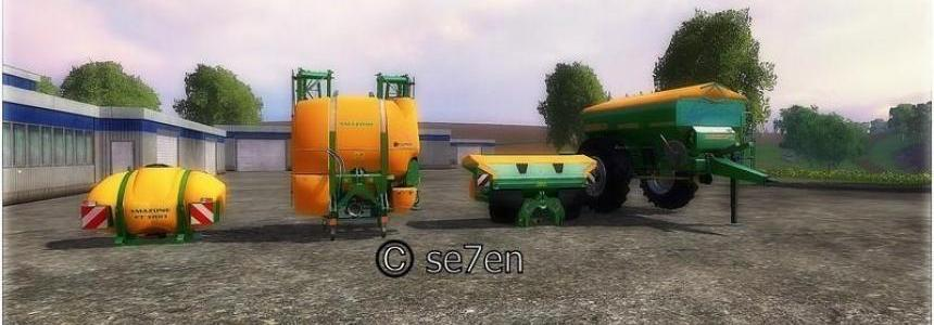 Amazone fertilizer lime v3.0