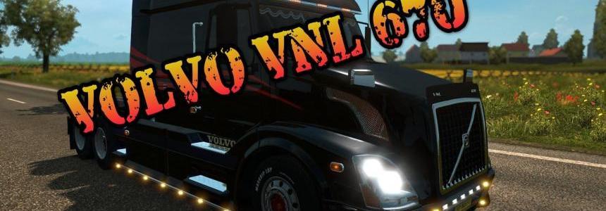 American truck Volvo VNL 670