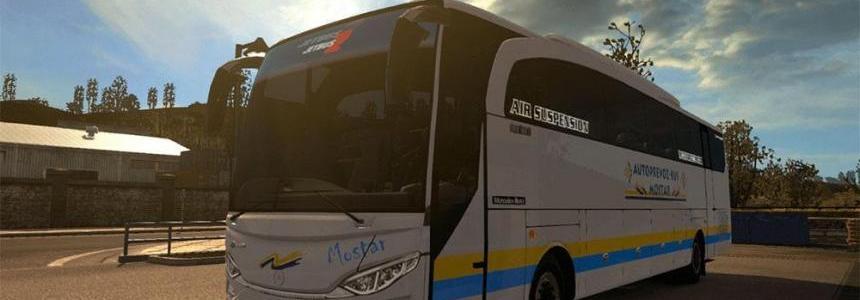 Autoprevoz Bus Mostar Skin V1