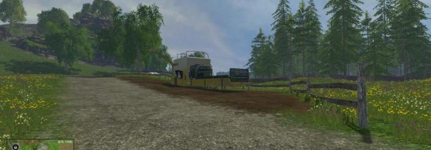 Bjornholm modificated v1.0.4 BaleShredder