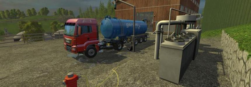 Bjornholm with new biogas plant v1.0