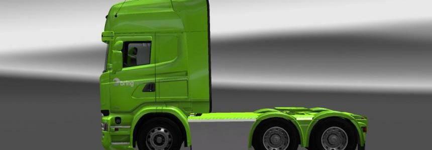 Bring Logistics Scania RJL v1.1