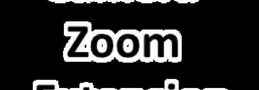 Camera Zoom Extension v1.0