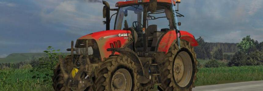 CASE IH MAXXUM 140 MUTICONTROLLER PACK