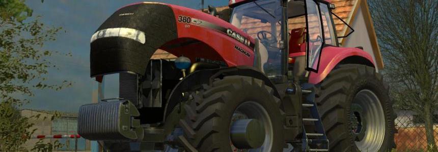 Case IHC 380 CVT Tractor v2.0