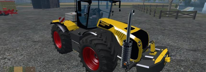 CAT Xerion5000 TFSGROUP
