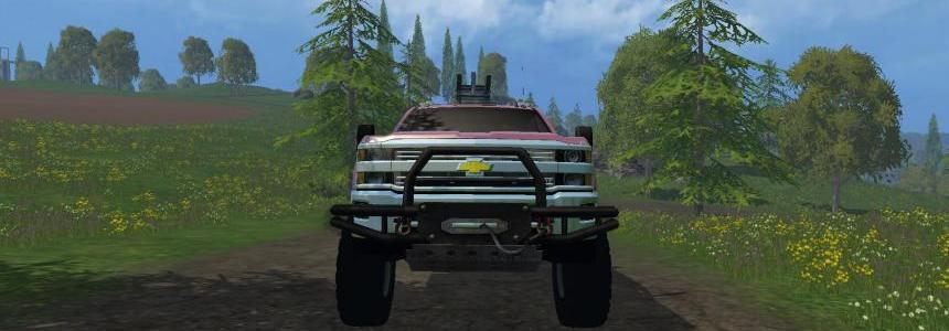 Chevy silverado 3500HD v1.0