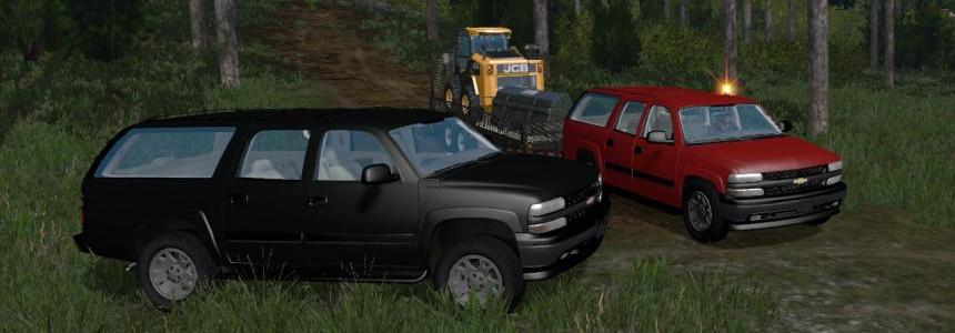 Chevy Suburban Pack V1.0