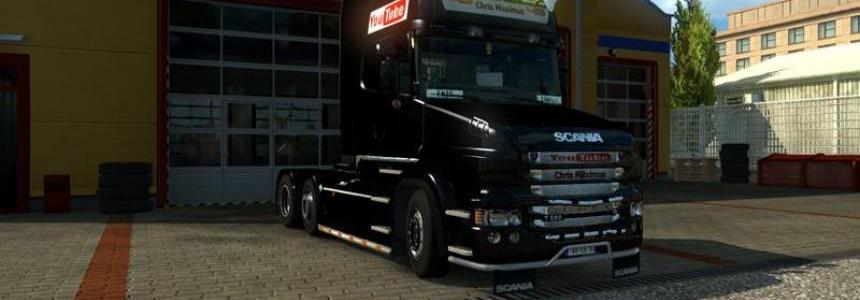Chris Maximus Scania T v1.18