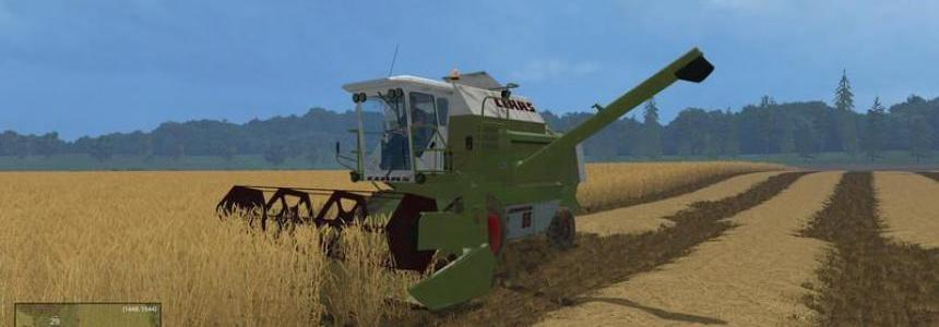 Claas Dominator 86 SL v1.0 Beta
