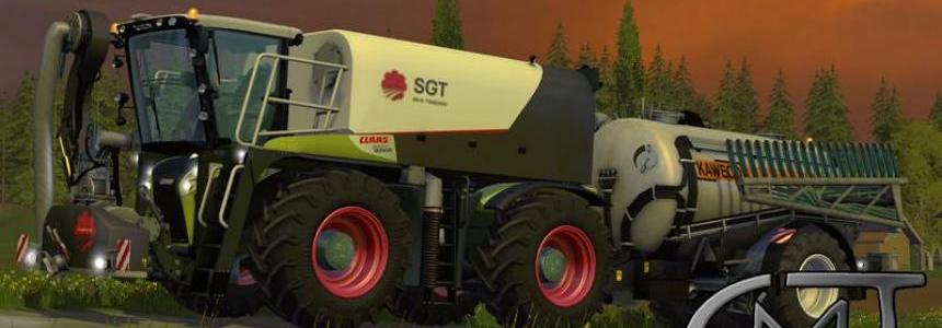 CLAAS Xerion 4000 SaddleTrac v0.8 beta