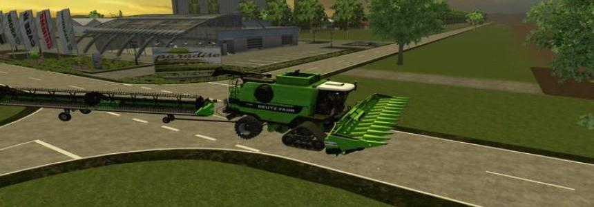 Combine 745 rts Green v1.0