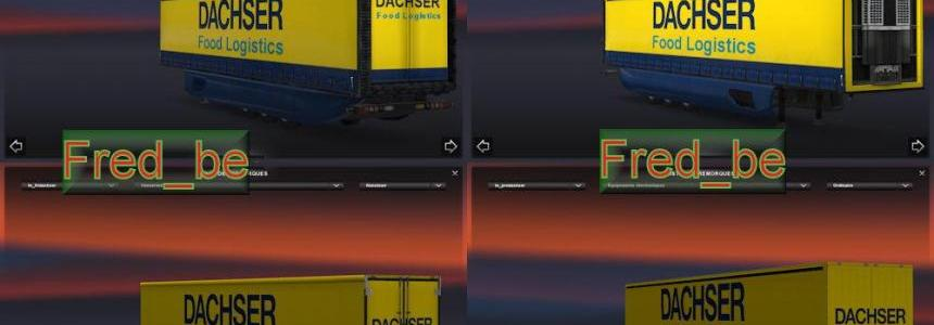 Combo Skin Pack Dachser 1.19.x
