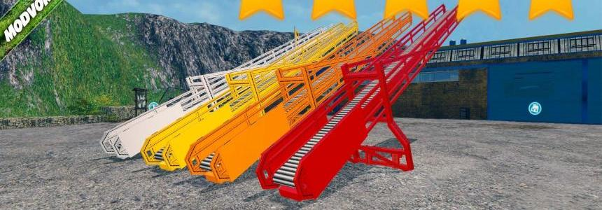 Conveyor belt set v3.31
