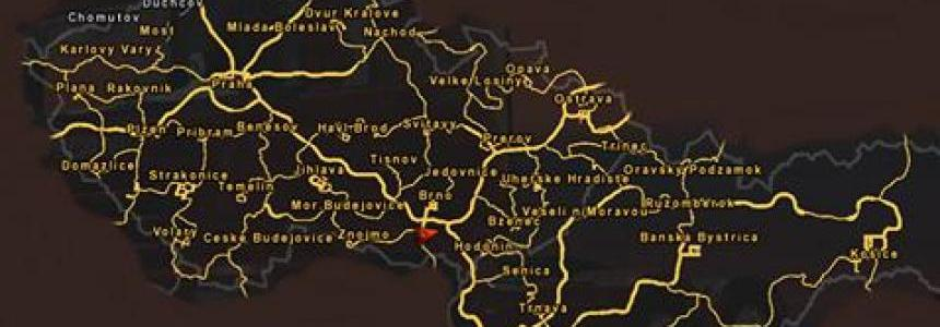 CZ & SK Map Addon 1.18