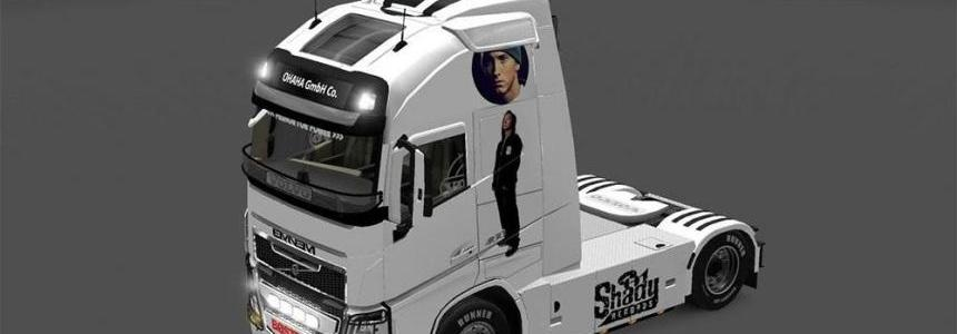 Eminem The Rap God Volvo 2013