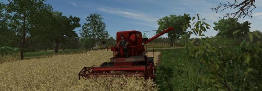 Fahr M66 with Twinwheels v1.0