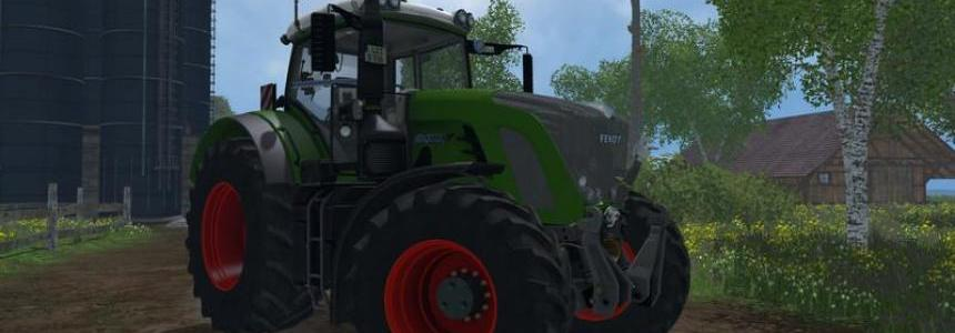 Fendt 936 Vario SCR With Weight v1.0