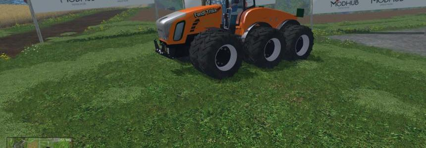 Fendt Trisix Double Wheels V2