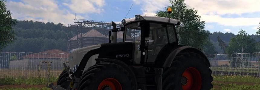 Fendt Vario 933 Black Beauty v3.0