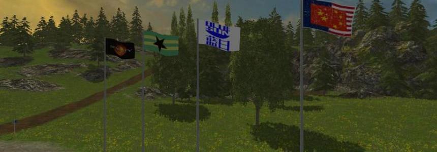 Firefly flags v1.0