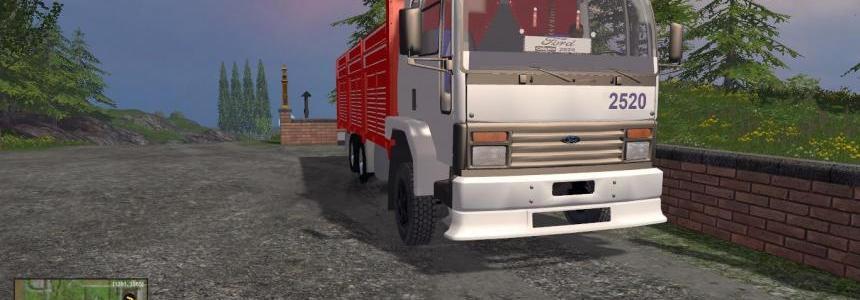 Ford Cargo 2520 v2.0 Hotfix
