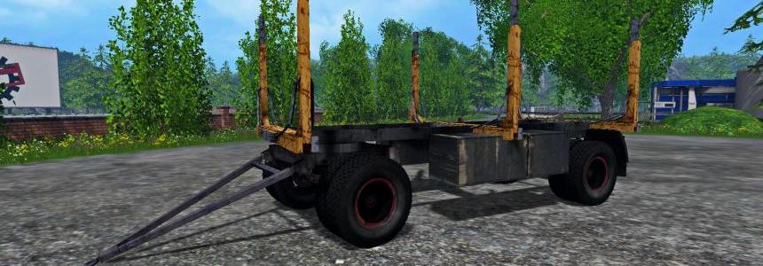 Forest Trailer GKB 8527 v1.0