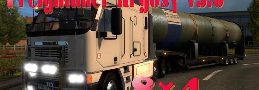 Freightliner Argosy v3.0 8x4